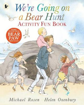 We're Going on a Bear Hunt - Rosen, Michael