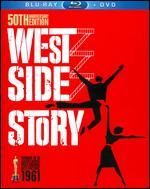 West Side Story [50th Anniversary Edition] [3 Discs] [Blu-ray/DVD]