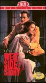 West Side Story [50th Anniversary Edition] [French] [Blu-ray]