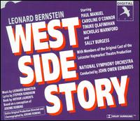 West Side Story [Colosseum] - Adrian Sarple (vocals); Aidan Treays (vocals); Brian Greene (vocals); Caroline O'Connor (vocals); Elinor Stephenson (vocals);...