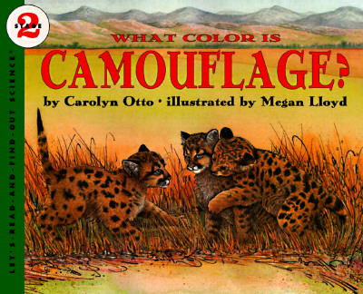 What Color Is Camouflage? - Otto, Carolyn B