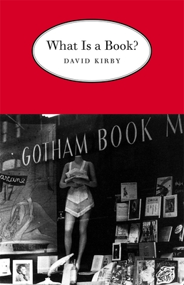 What is a Book? - Kirby, David