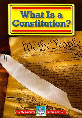 What Is a Constitution? - Thomas, William David