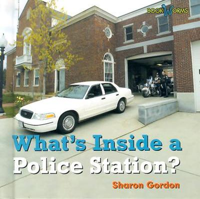 What's Inside a Police Station? - Gordon, Sharon