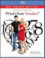 What's Your Number [Blu-ray]