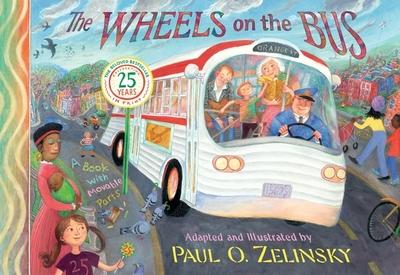 Wheels On The Bus - Zelinsky, Paul O
