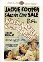 When a Feller Needs a Friend - Harry A. Pollard