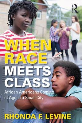 When Race Meets Class: African Americans Coming of Age in a Small City - Levine, Rhonda F.