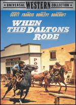 When the Daltons Rode - George Marshall