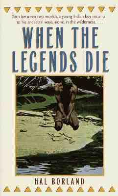 When the Legends Die - Borland, Hal, Professor