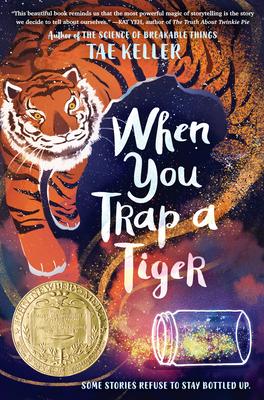 When You Trap a Tiger - Keller, Tae