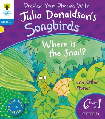 Where Is the Snail and Other Stories. Julia Donaldson - Donaldson, Julia