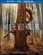 Where the Wild Things Are [2 Discs] [Includes Digital Copy] [UltraViolet] [Blu-ray/DVD]