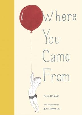 Where You Came from - O'Leary, Sara