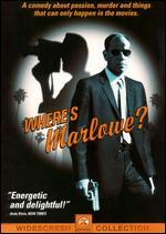 Where's Marlowe? - Daniel Pyne