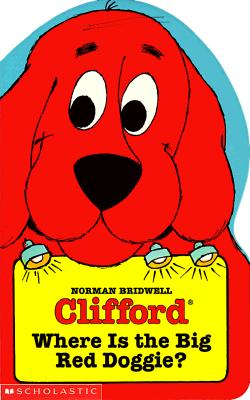 Where's the Big Red Doggie? -