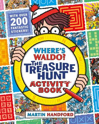 Where's Waldo? the Treasure Hunt: Activity Book -