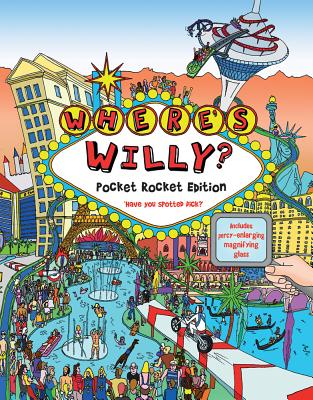 Where's Willy?: Pocket Rocket Edition: Have You Spotted Dick? - Hunter, Dick