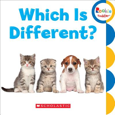 Which Is Different? - Takacs, Bettina