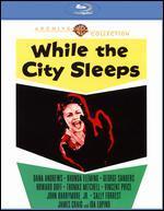 While the City Sleeps [Blu-ray]