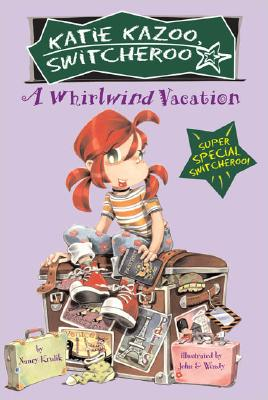 Whirlwind Vacation - Krulik, Nancy