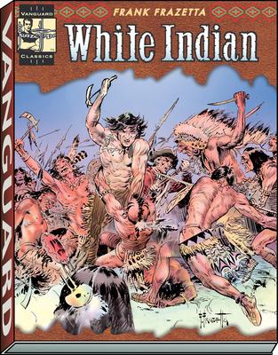 White Indian - Frazetta, Frank