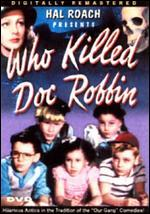 Who Killed Doc Robbin?