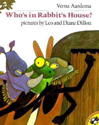 Who's in Rabbit's House? - Aardema, Verna (Retold by)