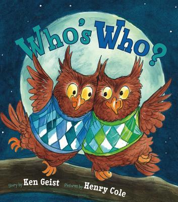 Who's Who? - Geist, Ken