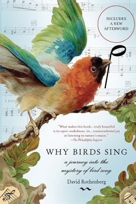 Why Birds Sing: A Journey Into the Mystery of Bird Song - Rothenberg, David