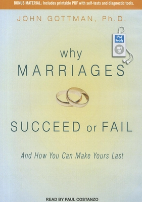 an analysis of fixing of marriages in the book why marriages succeed of fail by john gottman Why marriages succeed or fail john gottman language : en have already turned around thousands of faltering marriages this book is the culmination of his life.