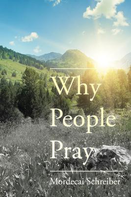 Why People Pray - Schreiber, Mordecai
