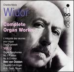 Widor: Complete Organ Works, Vol. 3