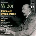 Widor: Complete Organ Works Vol. 4