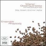 Wiener Oboenquartette: Mica, Mozart, Krommer, Vanhal