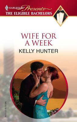 Wife for a Week - Hunter, Kelly, (Ed