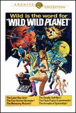 Wild, Wild Planet - Anthony M. Dawson