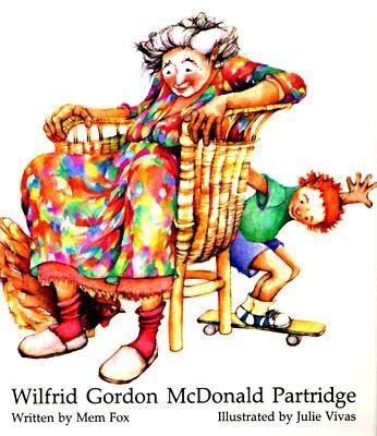 Wilfrid Gordon McDonald Partridge - Fox, Mem
