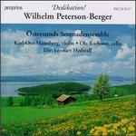 Wilhelm Peterson-Berger: Dedikation!