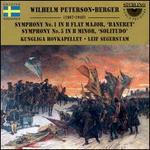 "Wilhelm Peterson-Berger: Symphonies No. 1 in B flat major ""Baneret"" & 5 in B minor ""Solitudo"""