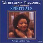 Wilhelmenia Fernandez Sings Favorite Spirituals