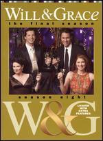 Will & Grace: Season Eight [4 Discs]