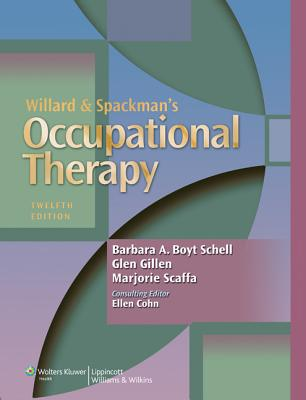 Willard & Spackman's Occupational Therapy - National Organization for Rare Disorders, and Scaffa, Marjorie, Dr., Faota, and Gillen, Glen, Dr., Ed, Faota
