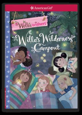Willa's Wilderness Campout - Tripp, Valerie