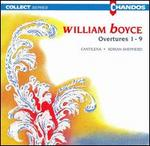 William Boyce: Overtures 1-9