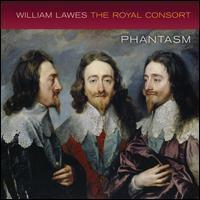 William Lawes: The Royal Consort - Daniel Hyde (organ); Elizabeth Kenny (theorbo); Emily Ashton (viol); Phantasm
