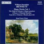 William Sterndale Bennett: Piano Works, Vol.1