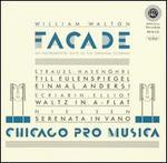William Walton: Facade
