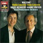 William Walton: Violin Concerto; Viola Concerto