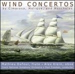 Wind Concertos by Cimarosa, Molique, and Moscheles